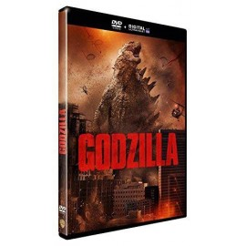 Godzilla - DVD + DIGITAL Ultraviolet