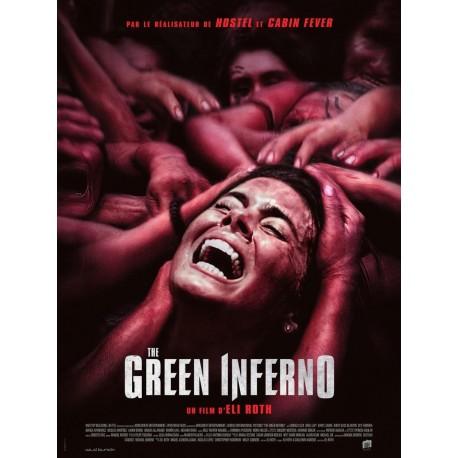 The Green Inferno - Version Slim