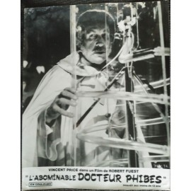 L'ABOMINABLE DR. PHIBES - Photo d'exploitation - 1971 - Robert Fuest, Vincent Price, Joseph Cotten, Hugh Griffith