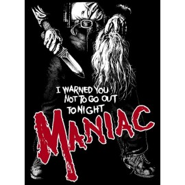 "T-Shirt du film ""Maniac"""