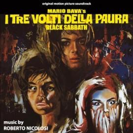 Les Trois Visages De La Peur (I Tre Volti Della Paura / Black Sabbath) Soundtrack