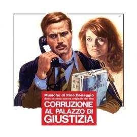 Corruzione al Palazzo di Giustizia Soundtrack CD Digipack