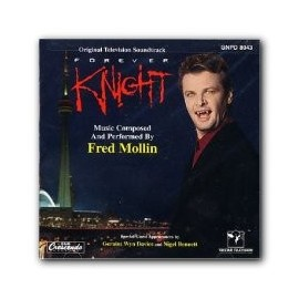 Forever Knight (Fred Mollin) Soundtrack CD