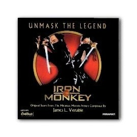 Iron Monkey (James L. Venable) Soundtrack CD