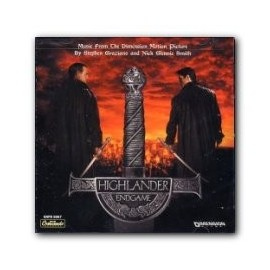 Highlander: Endgame (Stephen Graziano & Nick Glennie Smith) Soundtrack CD