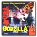 The Best of Godzilla 1984-1995 (Akira Ifukube) Soundtrack CD
