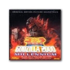 Godzilla 2000: Millenium (Takayumi Hattori, Akira Ifukube) Soundtrack CD
