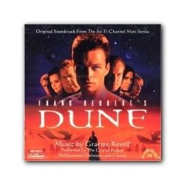 Frank Herbert's Dune (Graeme Revell) Soundtrack CD