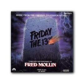 Friday the 13th: The Series (Fred Mollin) Soundtrack CD
