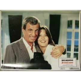 JOYEUSES PAQUES - Jeu de 15 photos d'exploitations PRESTIGE - 1984 - Jean-Paul Belmondo, Sophie Marceau