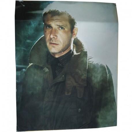 BLADE RUNNER - Photo d'exploitation PRESTIGE - 1982 - Ridley Scott / Harrison Ford / Rutger Hauer / Sean Young