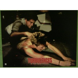 TURBULENCES A 30000 PIEDS - Jeux de 7 photos d'exploitations - 1997 - Robert Butler, Ray Liotta, Lauren Holly