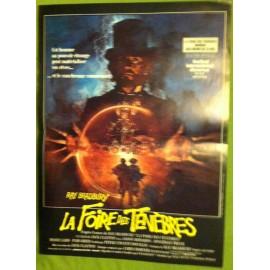 LA FOIRE DES TENEBRES - Affiche originale - 1983 - Jack Clayton, Jason Robards, Jonathan Pryce, Diane Ladd