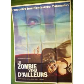 LE ZOMBIE VENU D'AILLEURS - Affiche originale - 1977 -Norman J. Warren, Barry Stokes, Sally Faulkner, Glory Annen