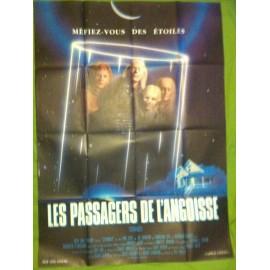 LES PASSAGERS DE L'ANGOISSE - Affiche originale - 1987 - Fleming B. Fuller, Ione Skye, Maureen O'Sullivan, Joe Morton