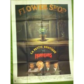 LA PETITE BOUTIQUE DES HORREURS - Affiche originale - 1986 - Frank Oz, Rick Moranis, Ellen Greene, Vincent Gardenia