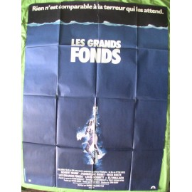 LES GRANDS FONDS - 1977 - Peter Yates, Jacqueline Bisset, Nick Nolte, Dick Anthony Williams
