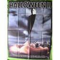 HALLOWEEN II - Affiche originale - 1981 - Jamie Lee Curtis, Donald Pleasence, Rick Rosenthal