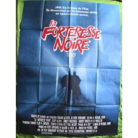 LA FORTERESSE NOIRE - Affiche originale - 1983 - Michael Mann, Scott Glenn, Ian McKellen, Alberta Watson