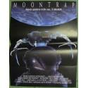 MOONTRAP - Affiche originale - 1989 - Robert Dyke, Walter Koenig, Bruce Campbell, Leigh Lombardi