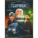 TERMINUS - Affiche originale - 1987 - Pierre-William Glenn, Johnny Hallyday, Karen Allen, Jürgen Prochnow