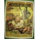 STRYKER - Affiche originale - 1983 - Cirio H. Santiago, Steve Sandor, Andrea Savio, William Ostrander