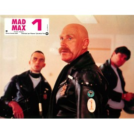 MAD MAX 1 - 1979 - George Miller, Mel Gibson, Joanne Samuel, Hugh Keays-Byrne, Steve Bisley