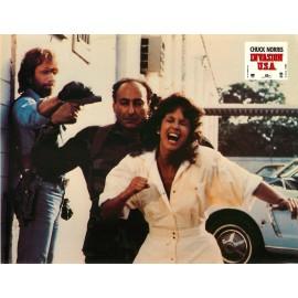INVASION U.S.A. - 1985 - Joseph Zito, Chuck Norris, Richard Lynch, Melissa Prophet