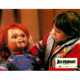 CHUCKY (JEU D'ENFANT/CHILD'S PLAY) - 1988 - Tom Holland, Don Mancini, Brad Dourif, Catherine Hicks