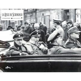 LA LISTE DE SCHINDLER - Photo exploitation - 1995 - Steven Spielberg, Liam Neeson, Ralph Fiennes, Ben Kingsley