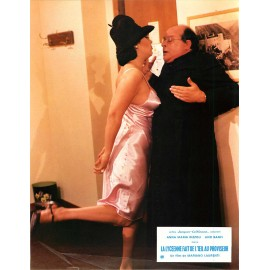 LA LYCEENNE FAIT DE L'OEIL AU PROVISEUR - 1980 - Mariano Laurenti, Anna Maria Rizzoli