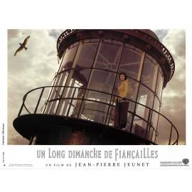 UN LONG DIMANCHE DE FIANCAILLES - Jeu de 7 photos d'exploitation - 2004 - Jean-Pierre Jeunet, Audrey Tautou, Jodie Foster