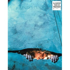 LA MAISON PRÈS DU CIMETIÈRE - Jeu de 8 photos d'exploitation - 1981 - Lucio Fulci, Catriona MacColl, Ania Pieroni