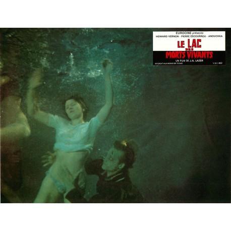 LE LAC DES MORTS VIVANTS - 1981 - Jean Rollin, Anouchka