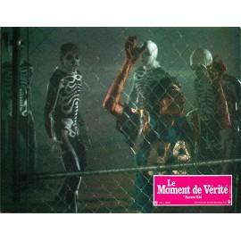LE MOMENT DE VÉRITÉ (KARATE KID) - Photo exploitation - 1984 - Ralph Macchio, Pat Morita, Elisabeth shue