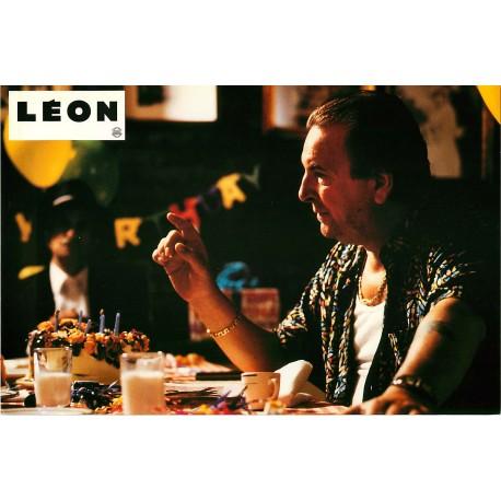 LEON - Photo exploitation - 1984 - Luc Besson, Jean Reno, Gary Oldman, Natalie Portman