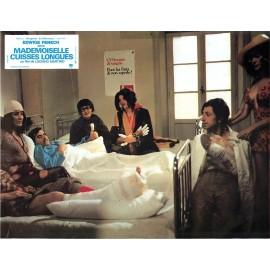 MADEMOISELLE CUISSES LONGUES - Photo exploitation - 1973 - Sergio Martino, Edwige Fenech