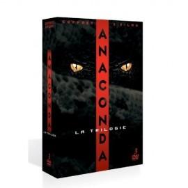 Coffret Anaconda - La Trilogie