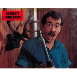 CHARLOTS CONNECTION - Jeu de 6 photos - 1974 - Jean Couturier, Jean Sarrus