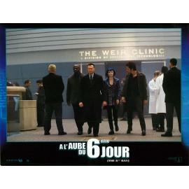 A L'AUBE DU 6EME JOUR - Photo exploitation - 2000 - Arnold Schwarzenegger, Michael Rooker