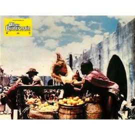 ALLAN QUATERMAIN ET LES MINES DU ROI SALOMON - Photo exploitation - 1985 - Richard Chamberlain, Sharon Stone
