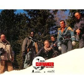 CLIFFHANGER - Photo exploitation - 1993 - Renny Harlin, Sylvester Stallone, John Lithgow