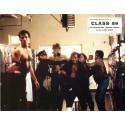 CLASS 89 - Jeu de 5 photos - 1986 - Adam Baldwin, Deborah Foreman
