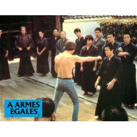 A ARMES ÉGALES - Photo exploitation - 1982 - John Frankenheimer, Scott Glenn, Toshirô Mifune
