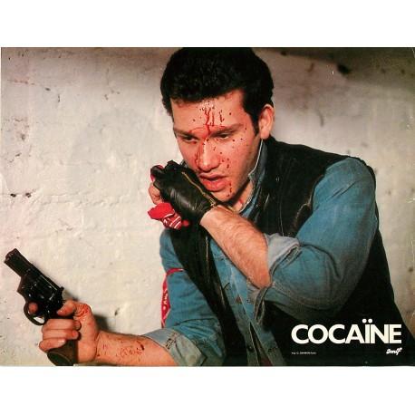COCAÏNE - Photo exploitation - 1984 - Paul Morrissey