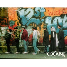 COCAÏNE - Photo exploitation - 1984 - Paul Morrissey