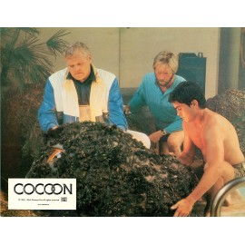 COCOON - Photo exploitation - 1985 - Ron howard