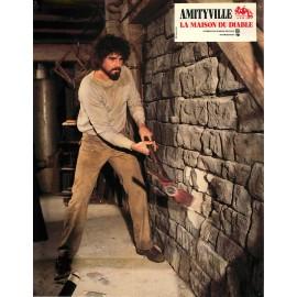AMITYVILLE, LA MAISON DU DIABLE - Photo exploitation - 1979 - Stuart Rosenberg