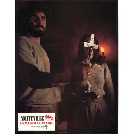 AMITYVILLE, LA MAISON DU DIABLE - Jeu de 6 photos d'exploitation - 1979 - Stuart Rosenberg