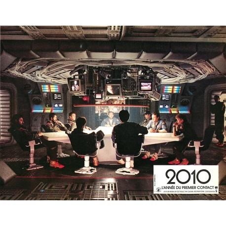 2010 L'ANNÉE DU PREMIER CONTACT - Photo exploitation - 1984 - Roy Scheider, John Lithgow, Peter Hyams